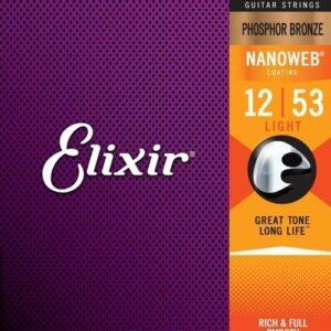 elixir phosphor bronze
